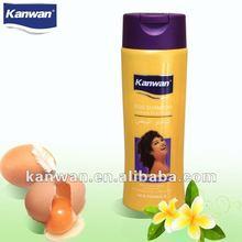 Kanwan Natural moist egg essence hair care shampoo 400ml