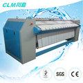 servicio de lavandería de rodillos de la máquina de planchar