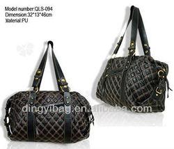 2013 New arrival Guangzhou Leather Hand bag,lady handbag