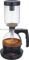 siphonic vacuum coffee maker