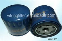 Oil Filter 96002933 for Citroen Peugeot