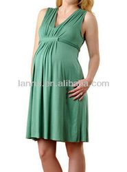 2012 good quality maternity dresses