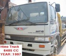 HINO H06C USED TRUCKS / VEHICLES ( 6485 CC, 1997 )