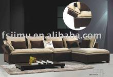 modern popular style hotel fabric sofa / china furniture sofa