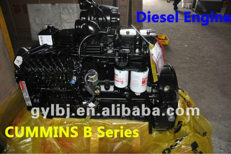 6bt5.9- c180 moteur cummins