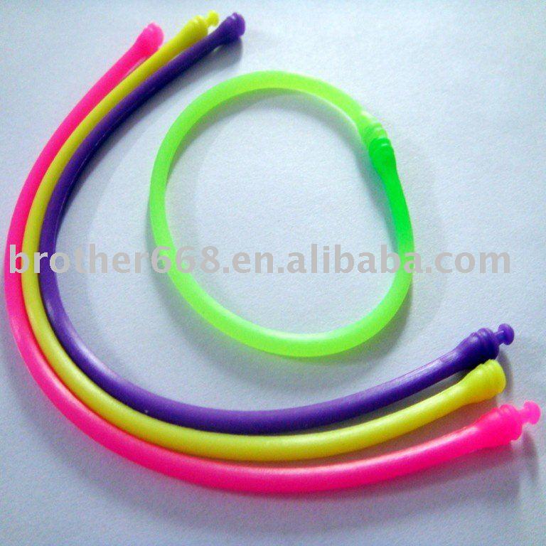 Fashion Silicone bracelet