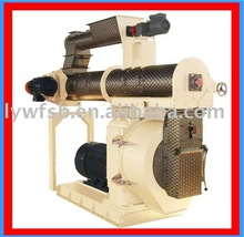 white ring die and gear drive automatic pellet mill