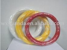 PVC fiberglass sleeving