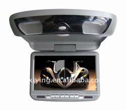 9 inch Car flip down DVD player, bus dvd player
