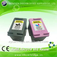 Top quality print head inkjet cartridge for HP300C XL