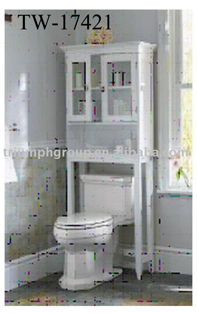 Estantes De Cristal Para Baño:de la venta de baño del ahorrador del espacio-Estanterías de