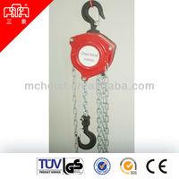 HSZ-B series 0.25t chain hoist