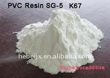 PVC Resin SG-5 K value 67