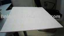 printed pvc ceiling tile (60cm width)