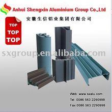 Aluminium Blue Buildings For Commercial