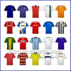 100% polyester dry fit bulk sale clothing football t shirt