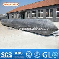Marine air bag for boat