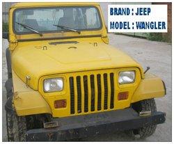 Jeep Wrangler USED JEEP , VEHICLE ( 1991 , 2500CC )