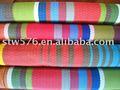 pvc tissu mesh pour la chaise de plage