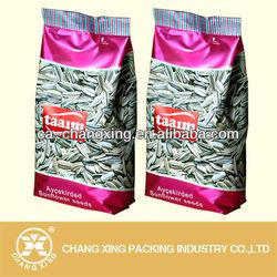 side guesset plastic bags for pet food dog food cat food bag