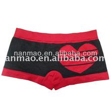 2014 Ladies seamless boxer short briefs knitting underwear