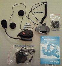 Helmet Bluetooth Intercom System for Motorcycle ,Bluetooth Intercom System/Bluetooth Helmet Headset--500m Range No. BT-9082