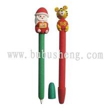 Santa claus pen for Christmas