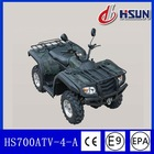 water cooled 700cc all terrain vehicle