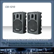 """12"""" Plastic Stage Speaker"""