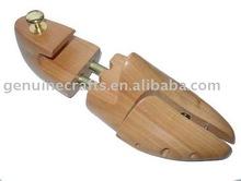 JOYEE Mens Beech Wood Double Tube Shoe Trees