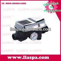 auto&manual reset air compressor pressure switch