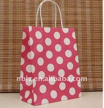 2012 new design kraft paper bag