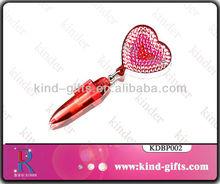 best selling diamante rhinestone ball pen
