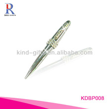 crystal gifts bling rhinestone plastic ball pen