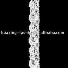 narrow textronic lace