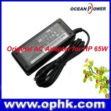 Hot!!! Genuine Original New Laptop AC Adapter for HP 18.5V 3.5W 65W