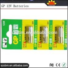 Wholesale Car Alarms GP 27A 12V Batteries