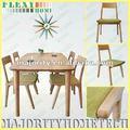 Hotel comedor silla de madera para los muebles del hotel - - - akiba