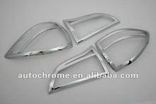 Chrome Tail Light Cover for Mitsubishi Pajero Montero Sport