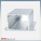 Aluminum 6063 extrusion enclosure for PCB