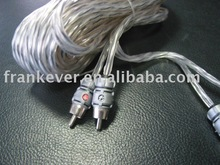 A/V audio/video RCA cable 2R-2R RCA male to male cable