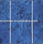 polycrystalline silicon solar cell Efficiency 16.3-16.5%