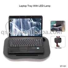 Portable Laptop Tray With LED Light DT-101