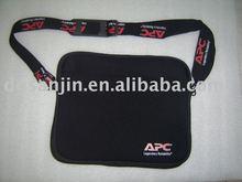 LA033 laptop sleeve with shoulder strap