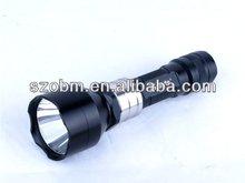 High light Brinyte XML-C7 T6 LED Aluminum alloy Flashlight Torch