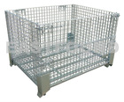 Cargo & Storage Wire Mesh Container with Strong Feet