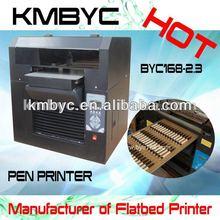 Simpler than Pad Printing; Top Digital Inkjet Pen Printer(CE certified) --Posted on Mar. 19th
