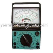 Analógico multiprobador / multímetro MF47W 2500 V