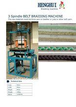 belt braiding machine