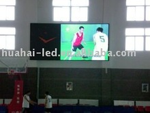 Huahai P10 full color basketball indoor led sign